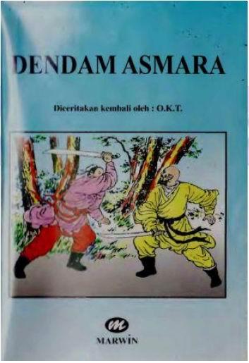 Dendam Asmara -(Yue Yi Xing Xei) Karya Khulung- OKT